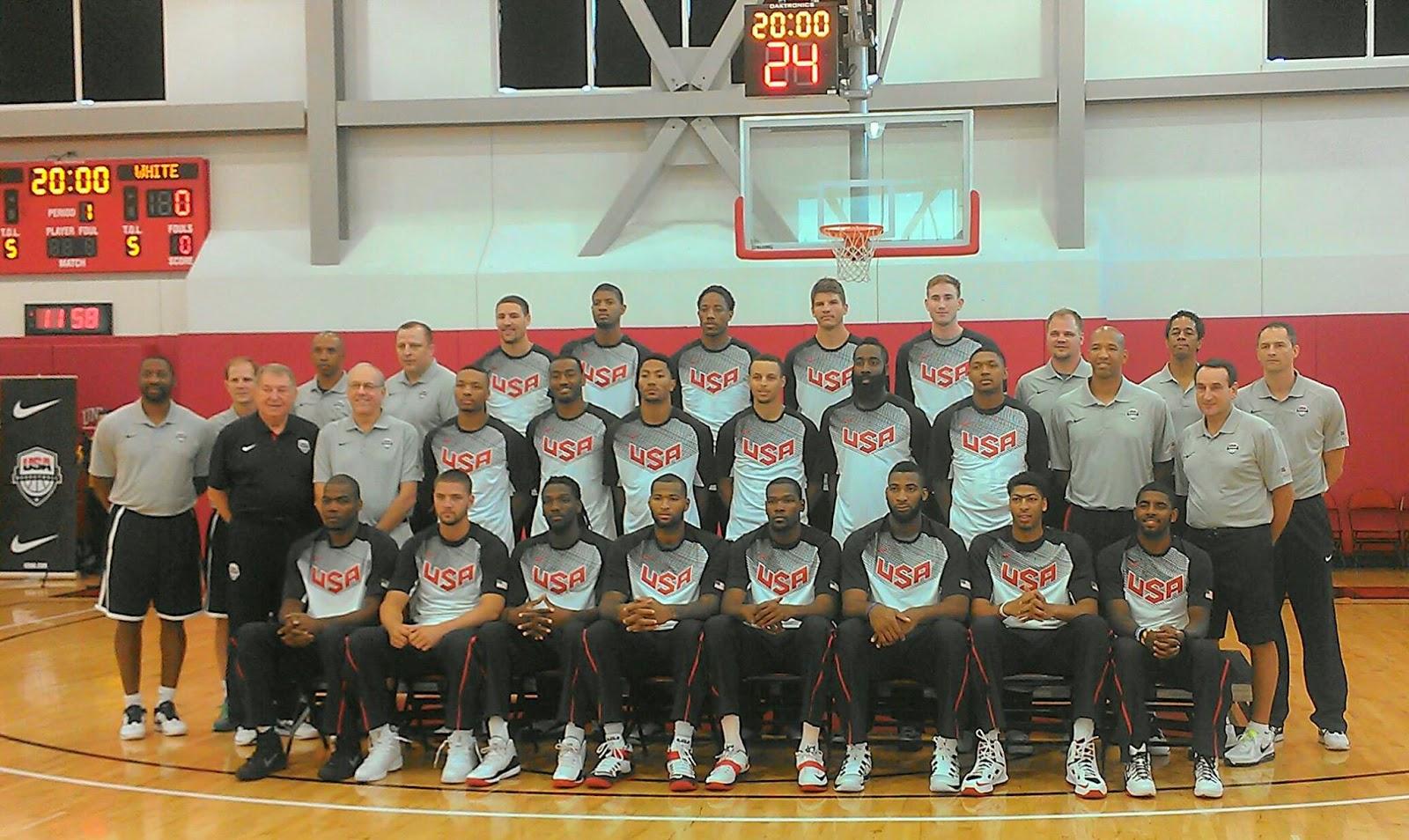 ¿Cuánto mide Derrick Rose? - Altura - Real height 2014+USA+Men%27s+Basketball+National+Team