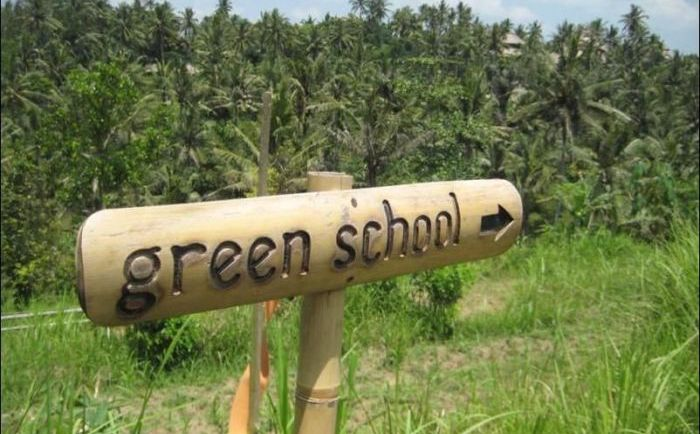Wonderful Green School [Bali, Indonesia]