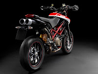 2012 Ducati Hypermotard 1100 EVO SP Gambar Motor 5