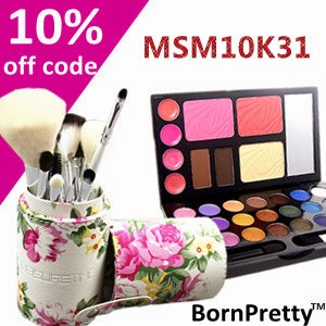 Coupon code Born Pretty Store