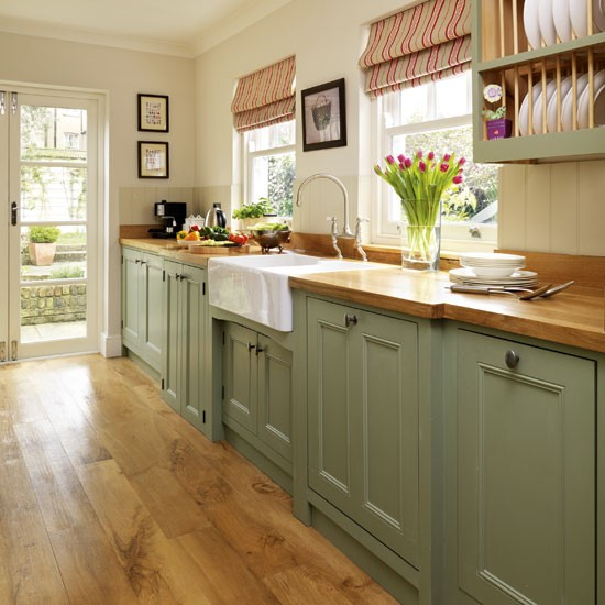 Remarkable Green Painted Kitchen Cabinets 550 x 550 · 70 kB · jpeg
