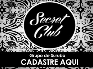 SECRET CLUB - CADASTRO