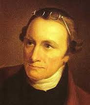"Patrick Henry historic speech against the Stamp Act, answering a cry of ""Treason!"" with, ""If this b"
