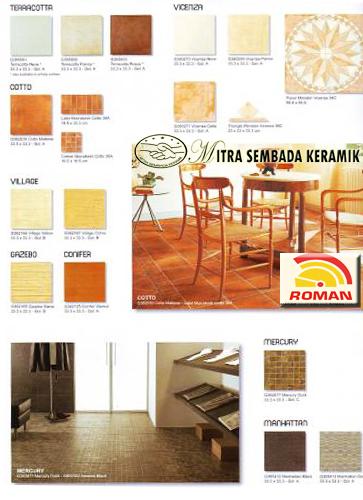Roman Keramik ~ Mitra Sembada Keramik