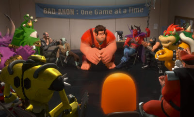 Wreck-It Ralph Characters