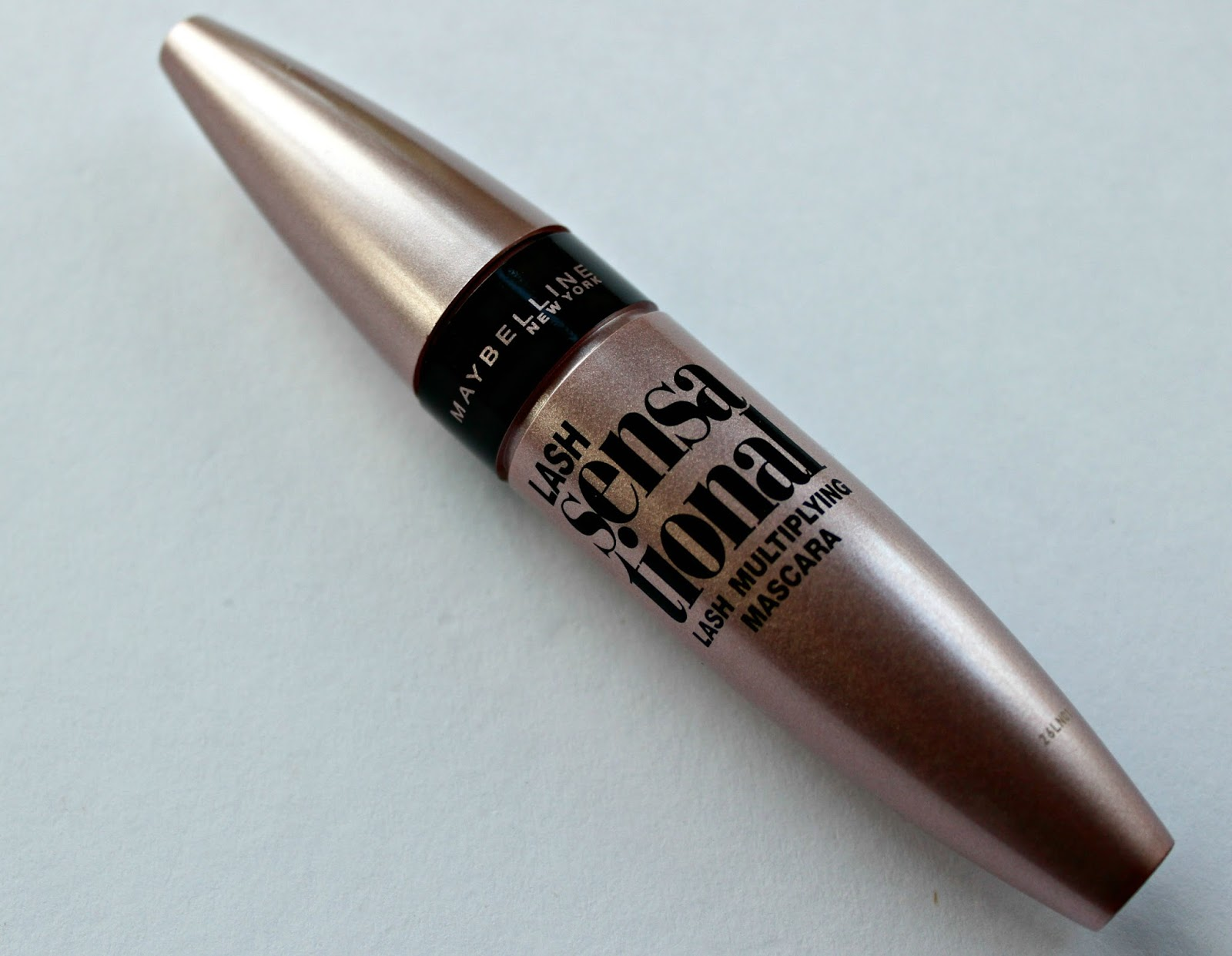 A picture of the Maybelline Lash Sensational Mascara