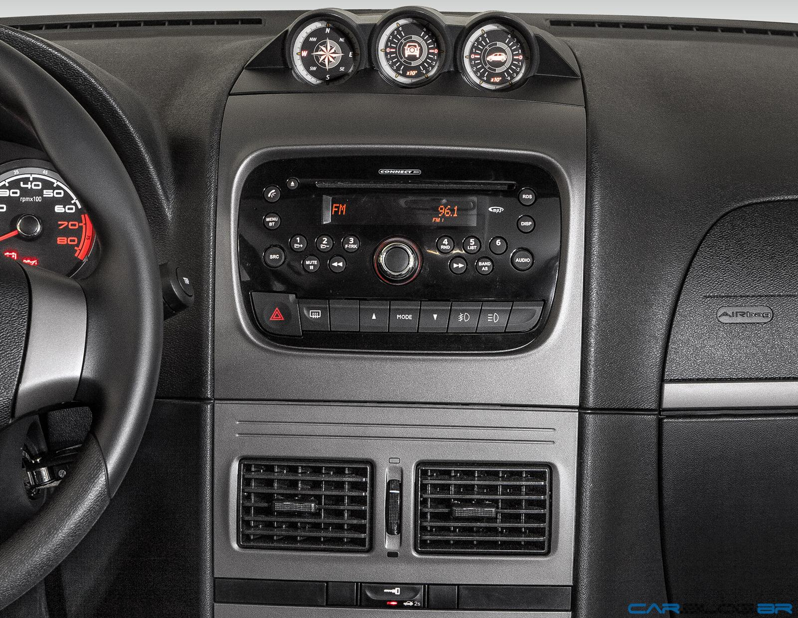Esse novo sistema de som inclui as funções Locker e My Car, e no