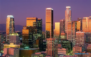 Los Angeles Awesome City Of United States