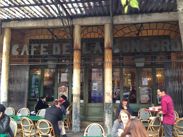 café de la Concorde - Blog bonnes adresses Toulouse