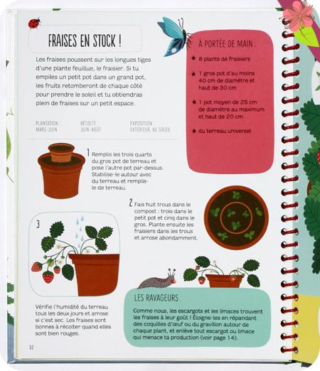 J'apprends à jardiner - éditions Usborne