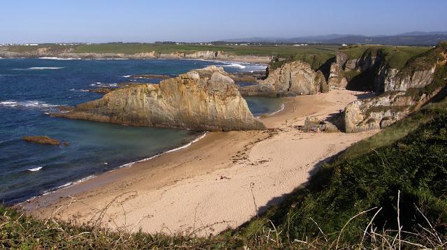 Nude Beach A Mexota (Asturias)