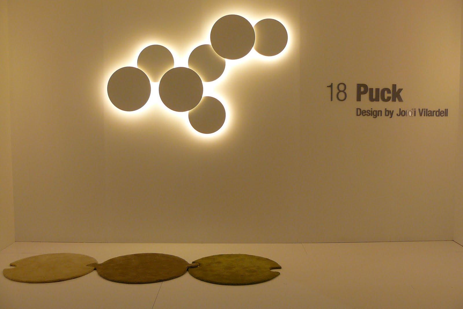 I saloni 2011 euroluce vuelve a iluminar mil n for Iluminacion minimalista interiores
