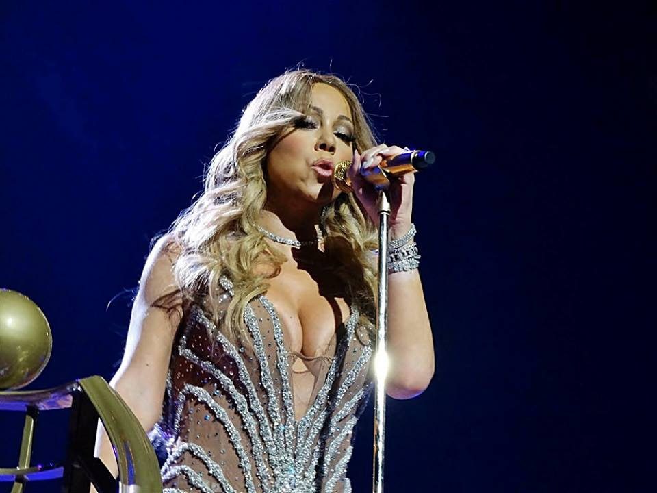 World Queen Mariah