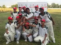 Campione d'Italia U15 2015: Milan Kingsgrove Cricket Club