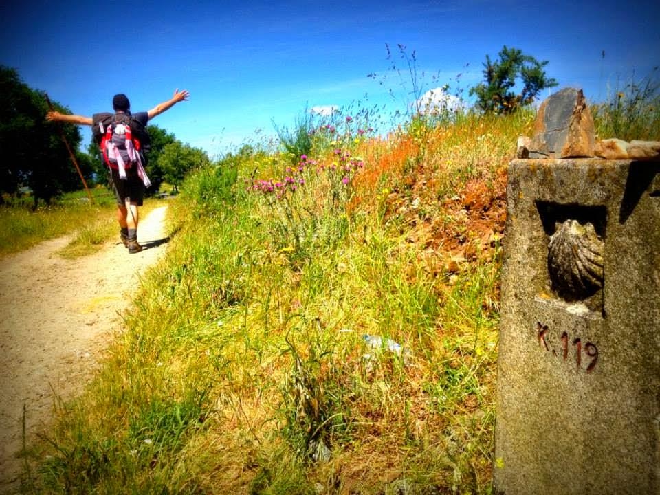 Caminho Francês de Santiago