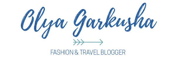 Olya Garkusha — A Diary of Inspiration