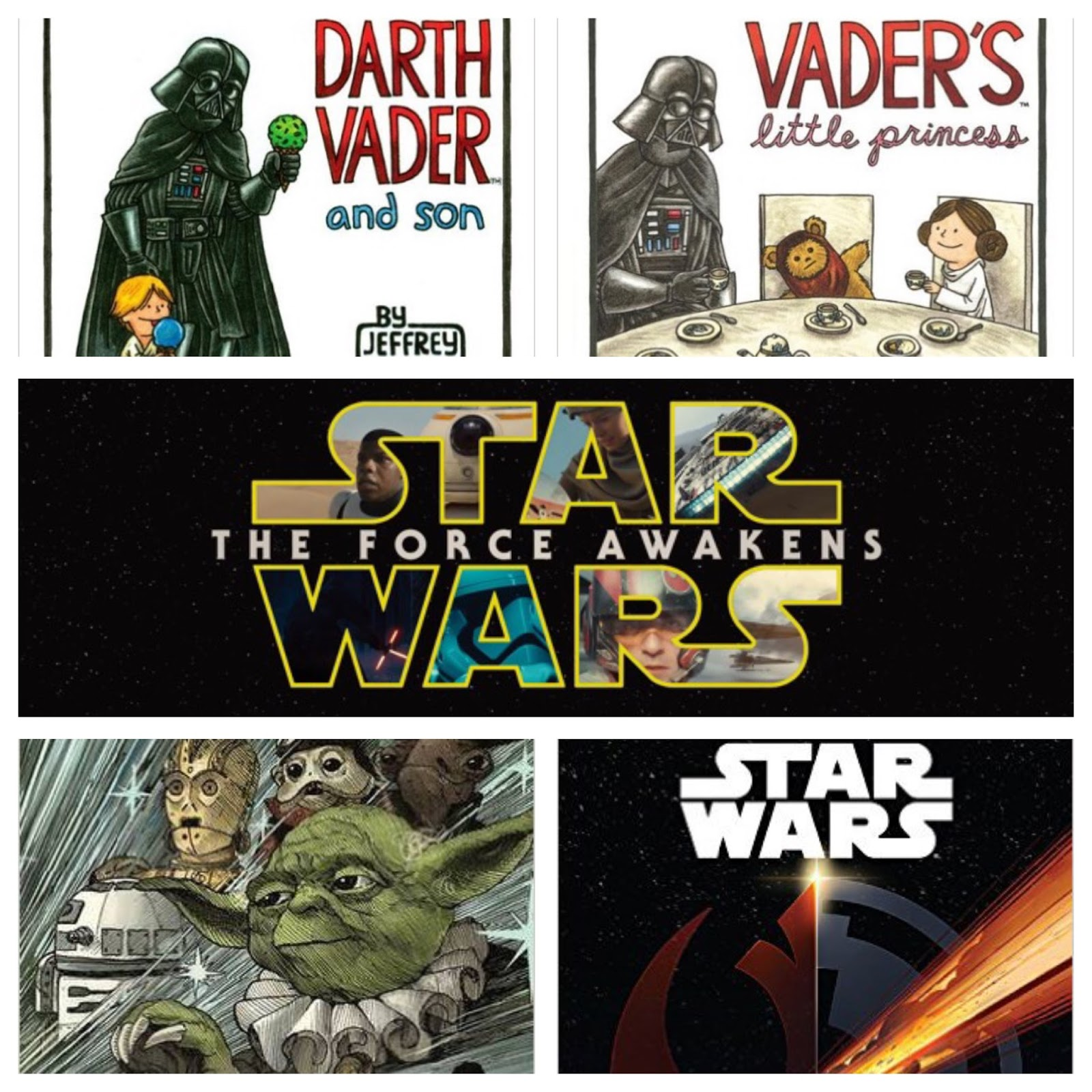 Delicious reads star wars inspired books for future jedis star wars inspired books for future jedis jeuxipadfo Images