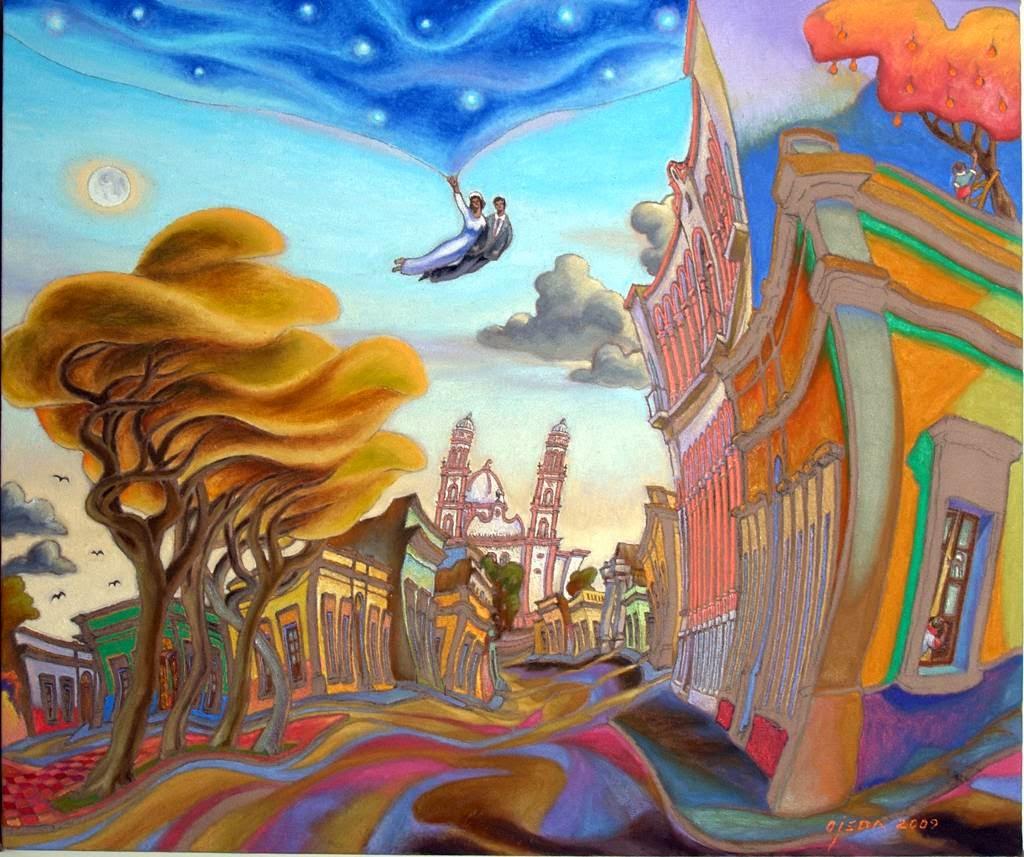 Visiones sonidos y signos con historias pintores de sinaloa - Decorarte pinturas ...