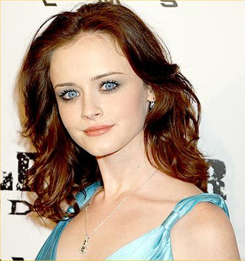 Alexis Bledel Hairstyle 73
