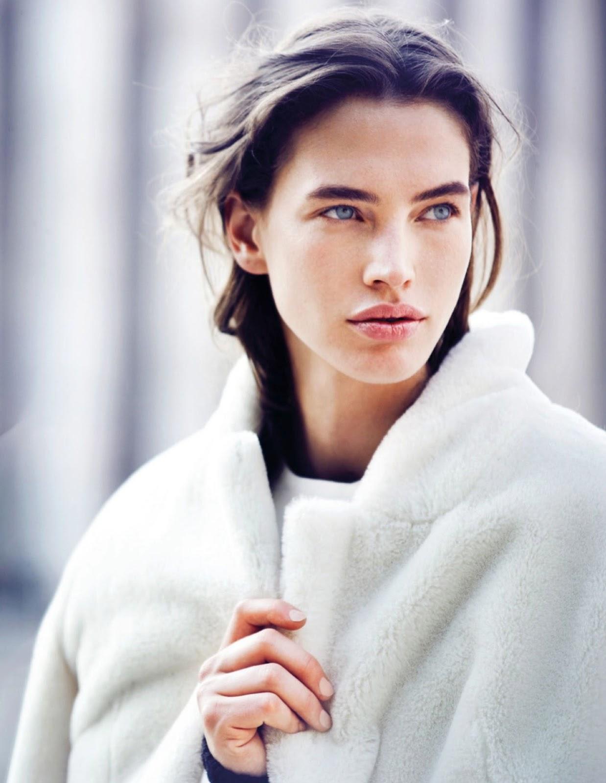 Vogue Thailand September 2013 (photography: Marcin Tyzka, styling: Ekaterina Mukhina, model: Crista Cober)