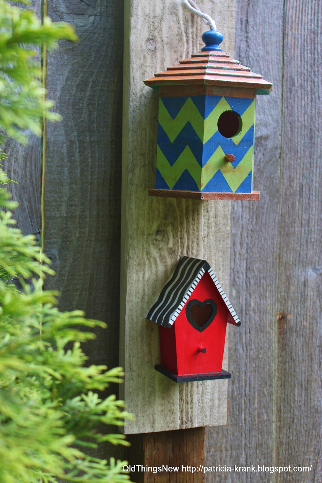 Paint To Use On Bird Houses