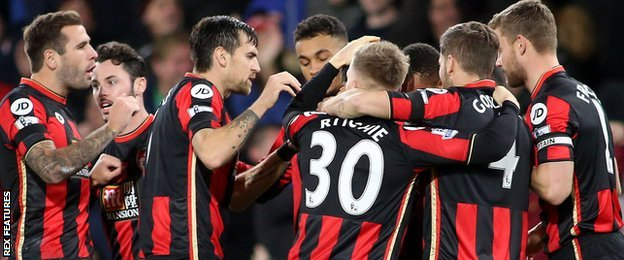 Stanislas has five goals in 10 games for the Cherries this season