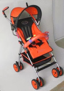 Kereta Dorong Bayi Pliko Adveture 2 Harga Murah