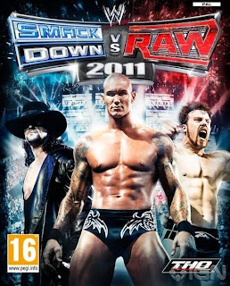 Download Smackdown vs Raw 2011 Pc