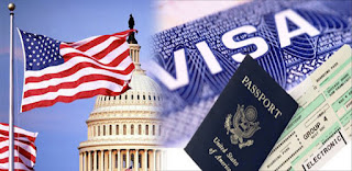 Không có Visa, đặt vé máy bay đi Mỹ được không?