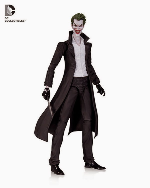 DC Collectibles - New 52 Joker v2 figure