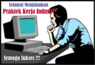 LAPORAN PKL/Praktek Kerja Industri SMK Multimedia