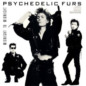 Psychedelic Furs Midnight to Midnight CD Cover