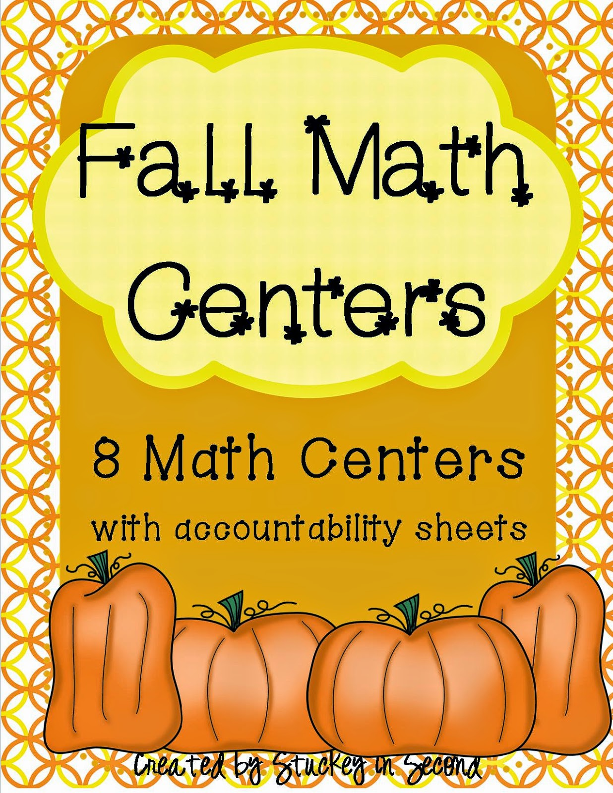 http://www.teacherspayteachers.com/Product/Fall-Math-Centers-mClass-Envision-based-8-Centers-Total-922714