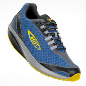zapato mbt balancin tunning