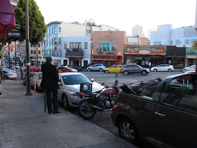 The North Beach neighbourhood