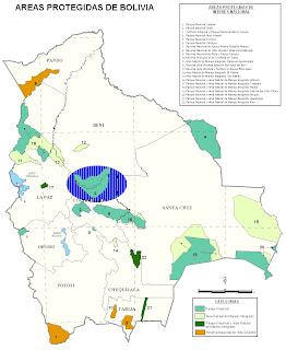 Territorios indígenas