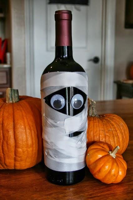 Все к хеллоуину своими руками