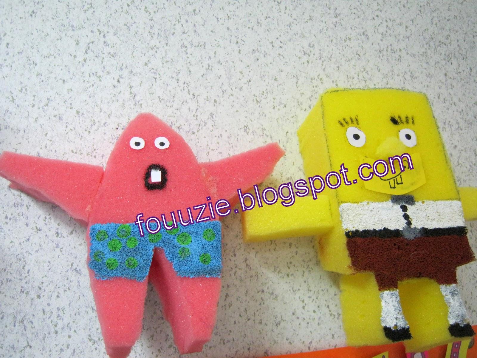 menghasilkan boneka yang kreatif daripada span yang mudah diperolehi ...