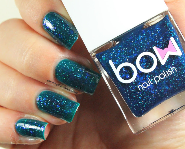 Bow Nail Polish - Worlds Collide