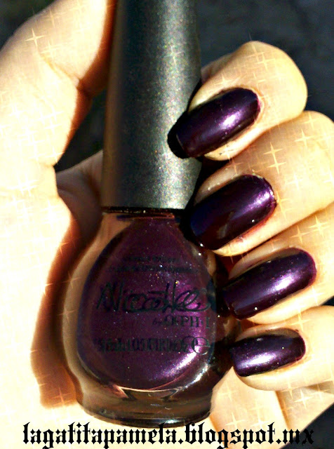 nicole by opi show you care