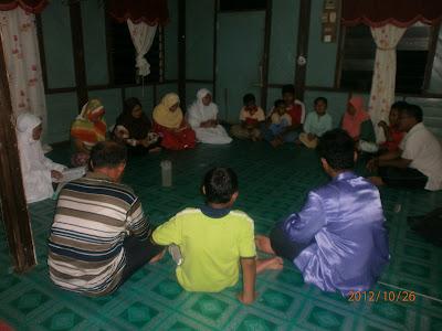 Kenangan Raya Haji 2012