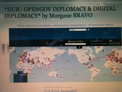 *HUB : OPENGOV DIPLOMACY & DIGITAL DIPLOMACY* by Morgane BRAVO
