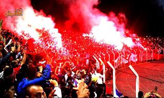 مباراة المريخ السوداني واتحاد العاصمة الجزائري