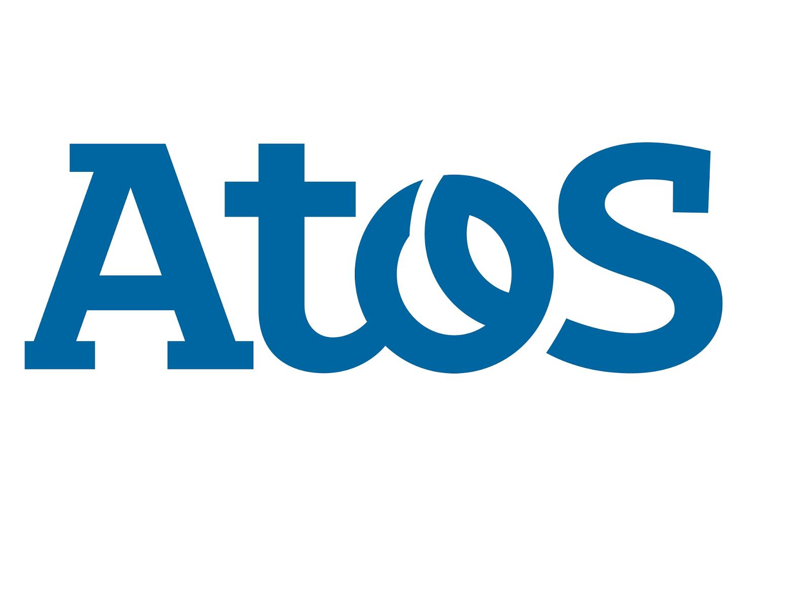 Logo da Empresa Atos