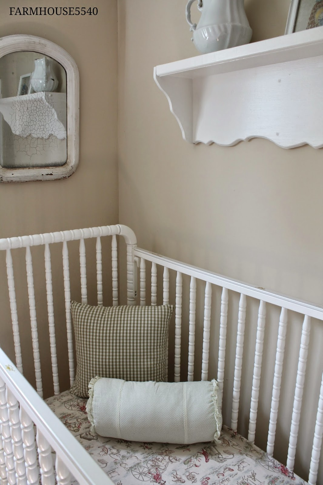 FARMHOUSE 5540 Babys Room Part One