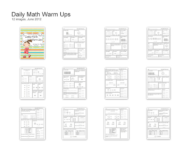 math worksheet : smiling and shining in second grade common core daily math review : Daily Math Practice Worksheets