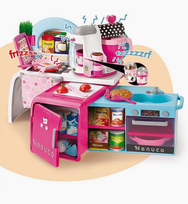 Libros y juguetes 1demagiaxfa toys nenuco la cocinita de nenuco cocina juguetes famosa - Cocina de nenuco ...
