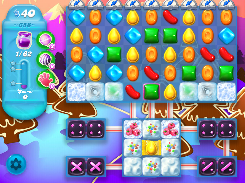 Candy Crush Soda 658