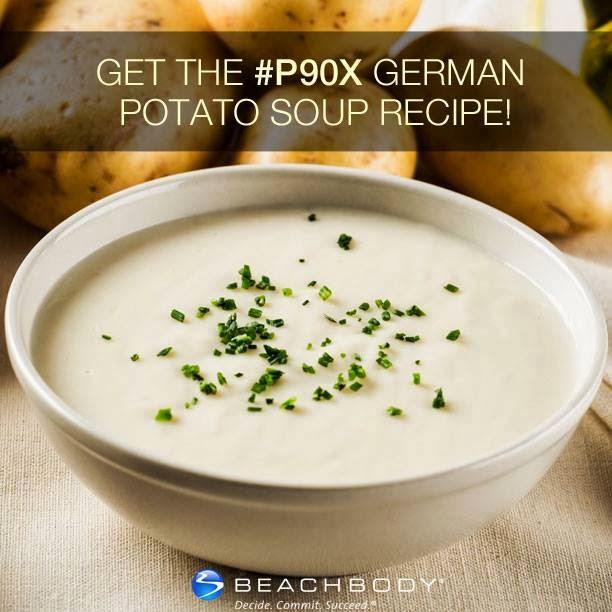 Jennifer wood fitness p90x german potato soup p90x german potato soup publicscrutiny Images