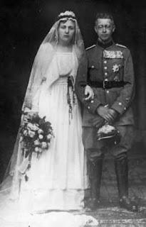 Prince Waldemar de Prusse et princesse Calixta Agnes de Lippe